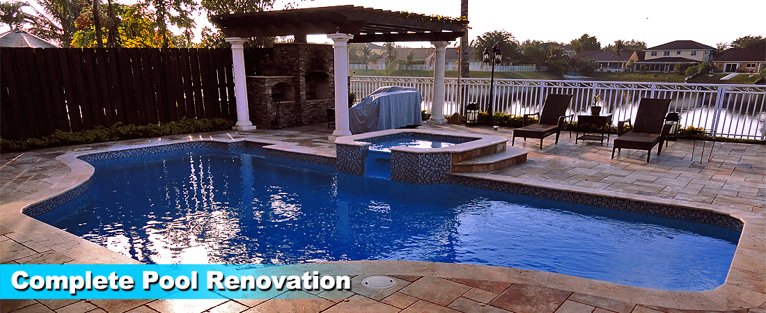 pool renovation miami