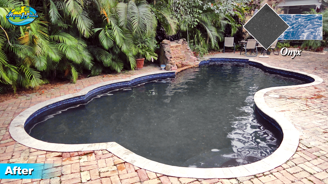Pool Resurfacing Miami Pool Plastering Experts Aqua 1